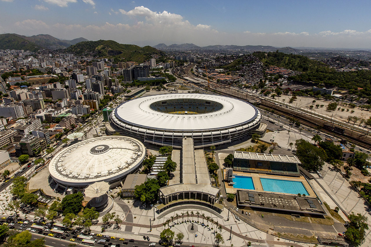 Хотите увидеть Бразилию?