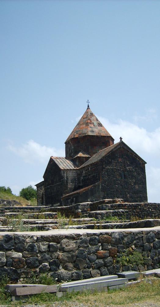 Монастырь Севанаванк