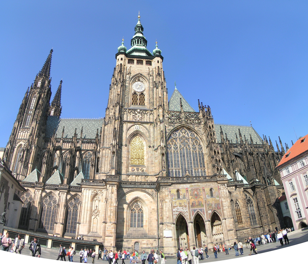 Собор Святого Вита на Пражском Граде, Прага
