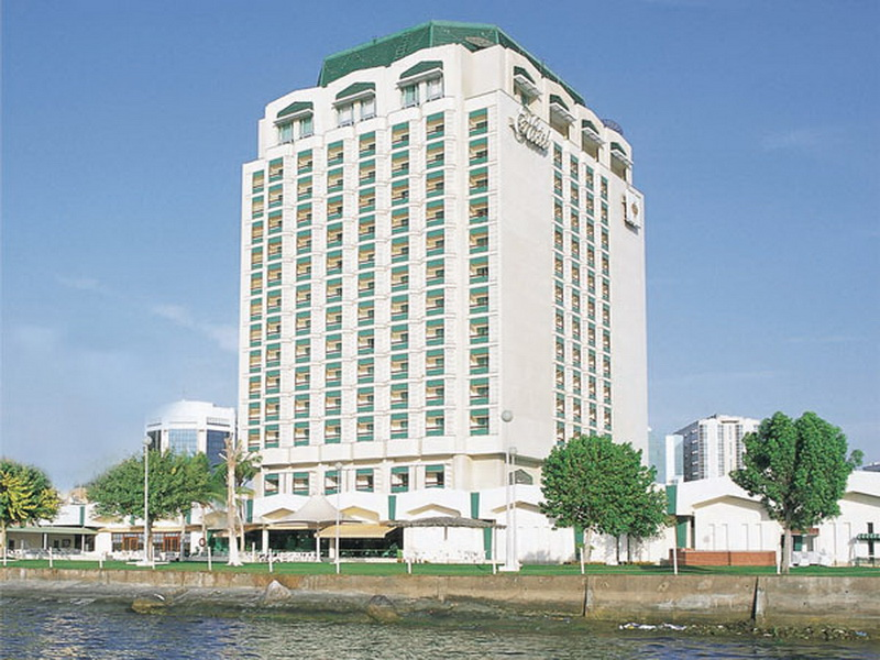 Отель холидей интернешнл шарджа отзывы