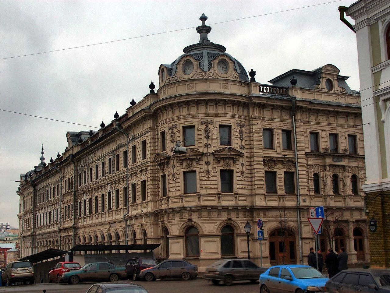 Александровский Пассаж в Казани