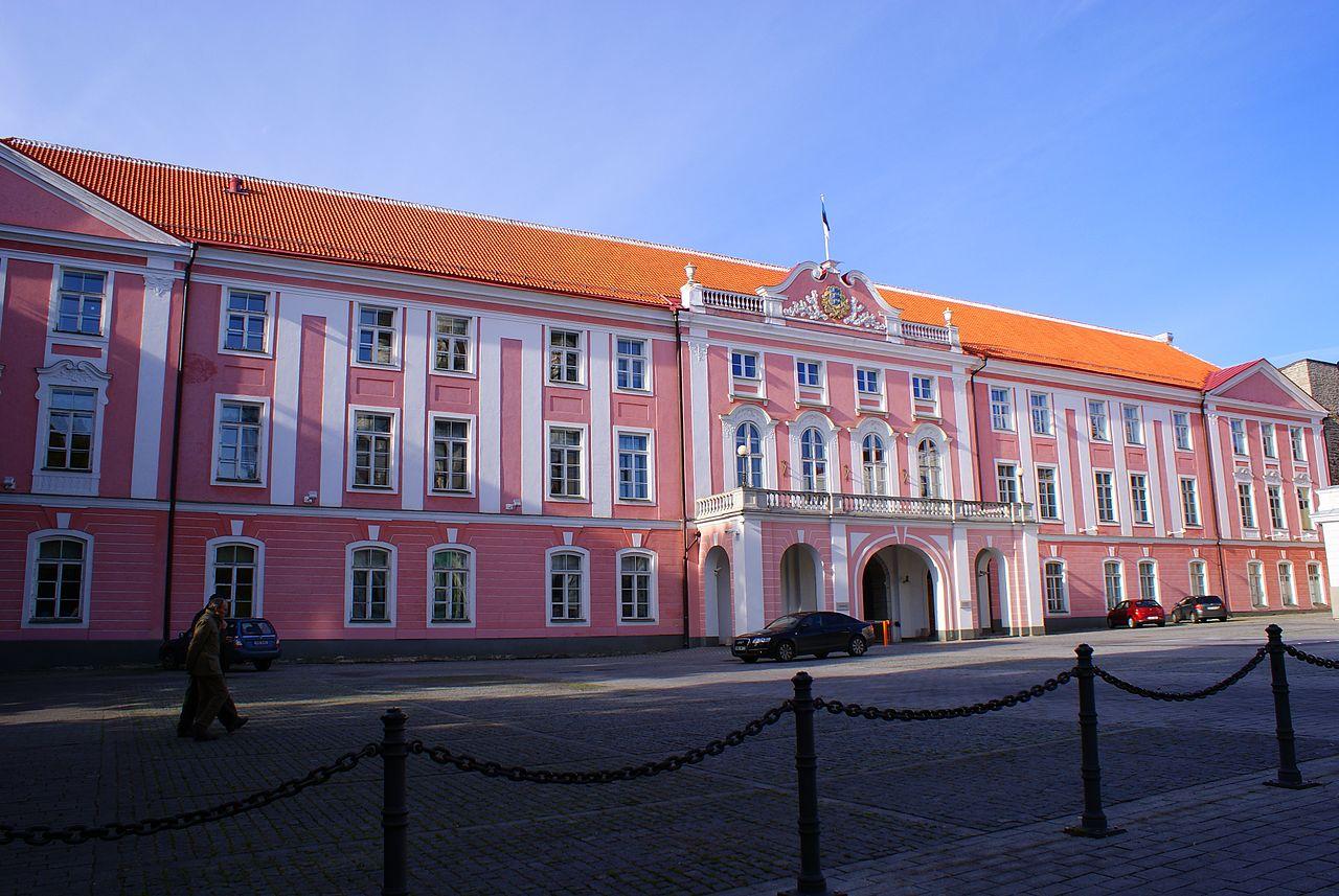 Замок Тоомпеа, здание парламента