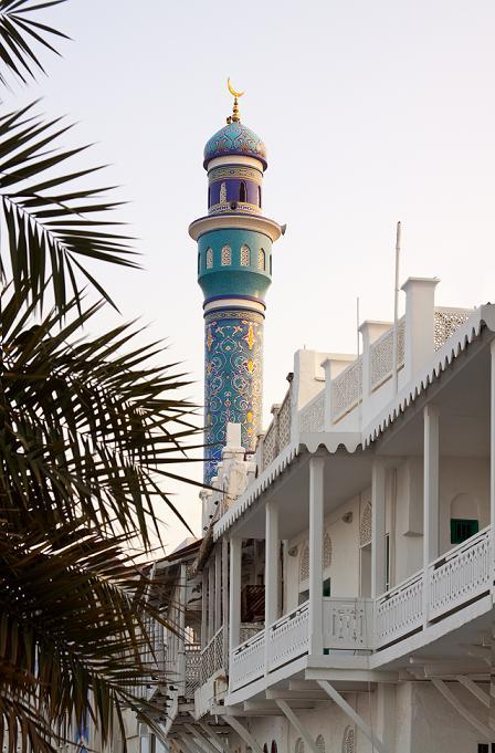 Мечети Омана