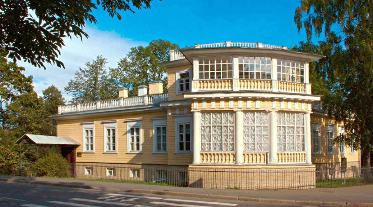 Музей-дача А. С. Пушкина