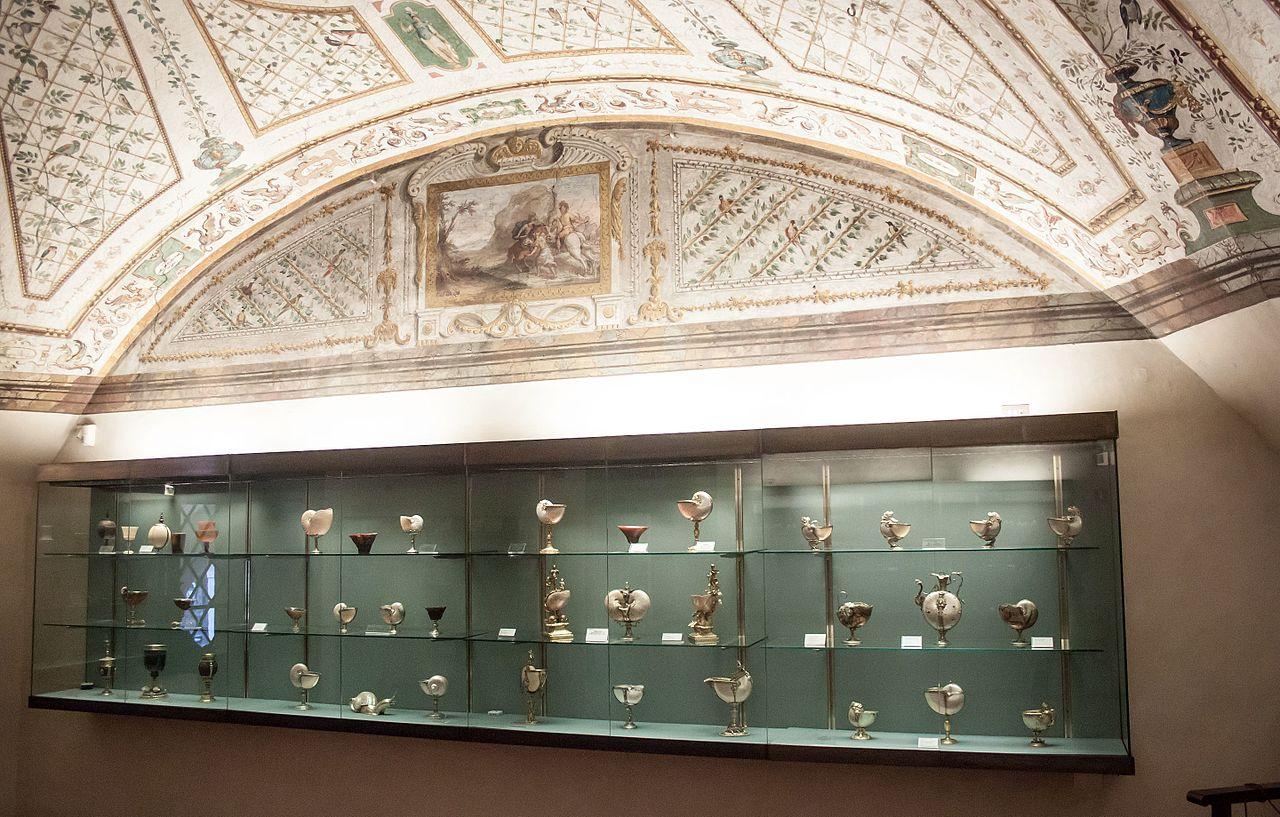 Палаццо-Питти, Музей серебра