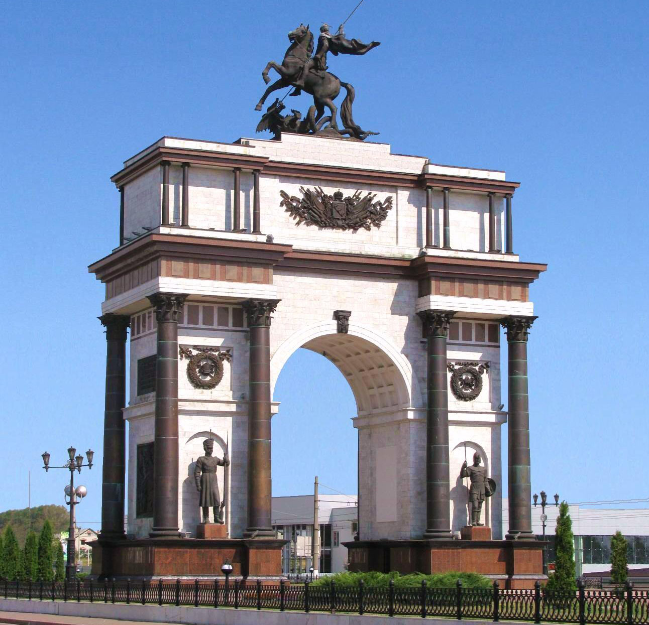 Доклад триумфальная арка в курске 4084
