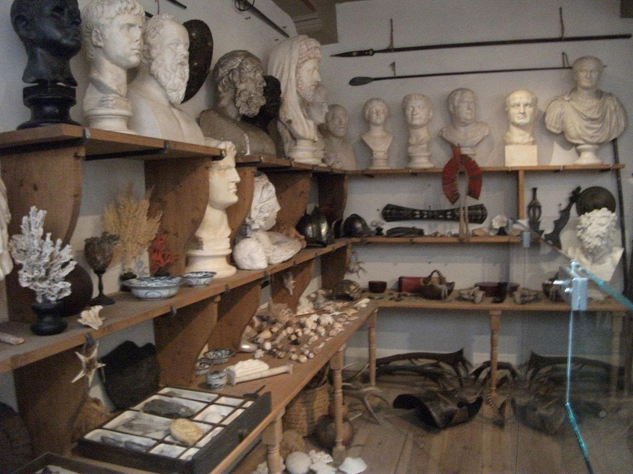 Дом-музей Рембрандта, часть коллекции