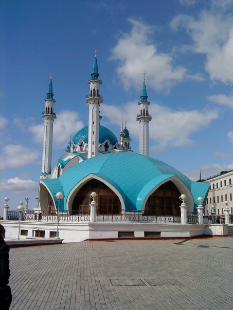 Кол-Шариф, Казань