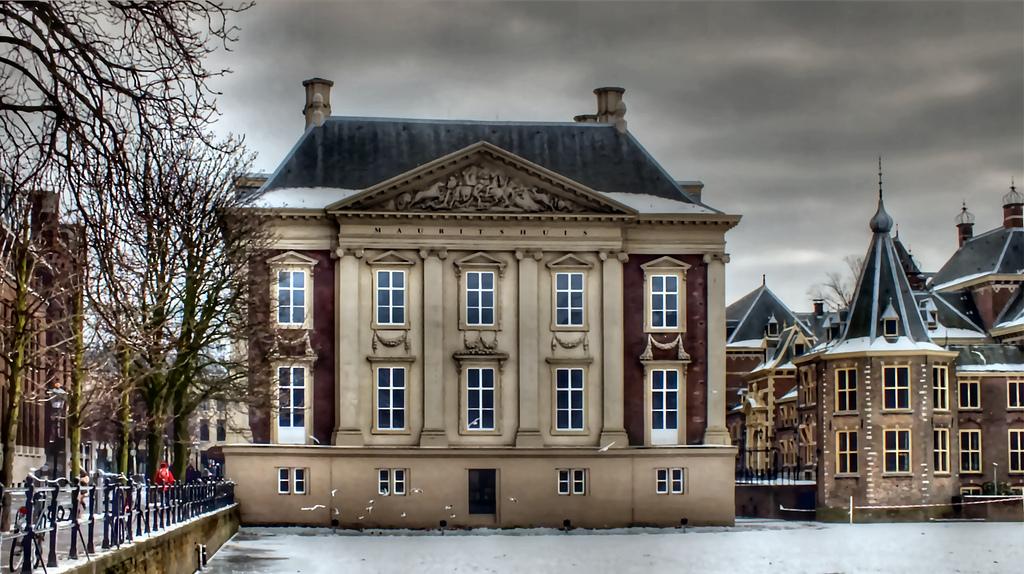 Королевская галерея Маурицхёйс в Гааге