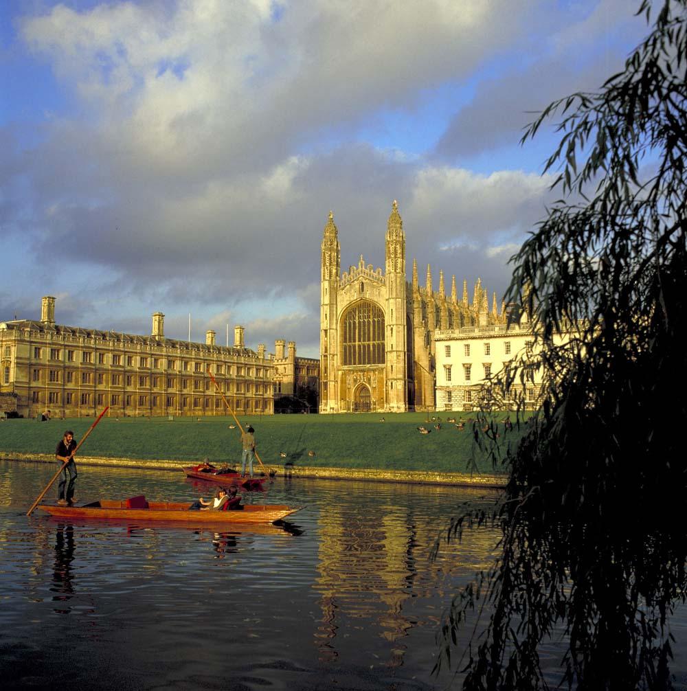Королевский колледж, Кембридж, Великобритания