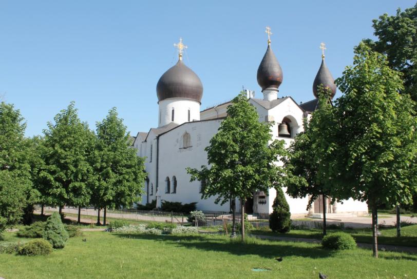 Марфо-Мариинская обитель в Москве