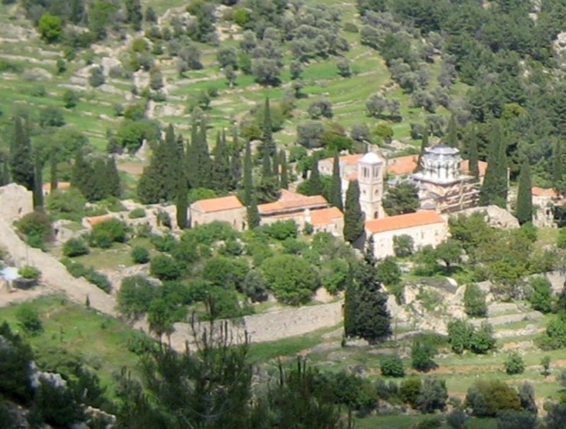 Монастырь Неа-Мони