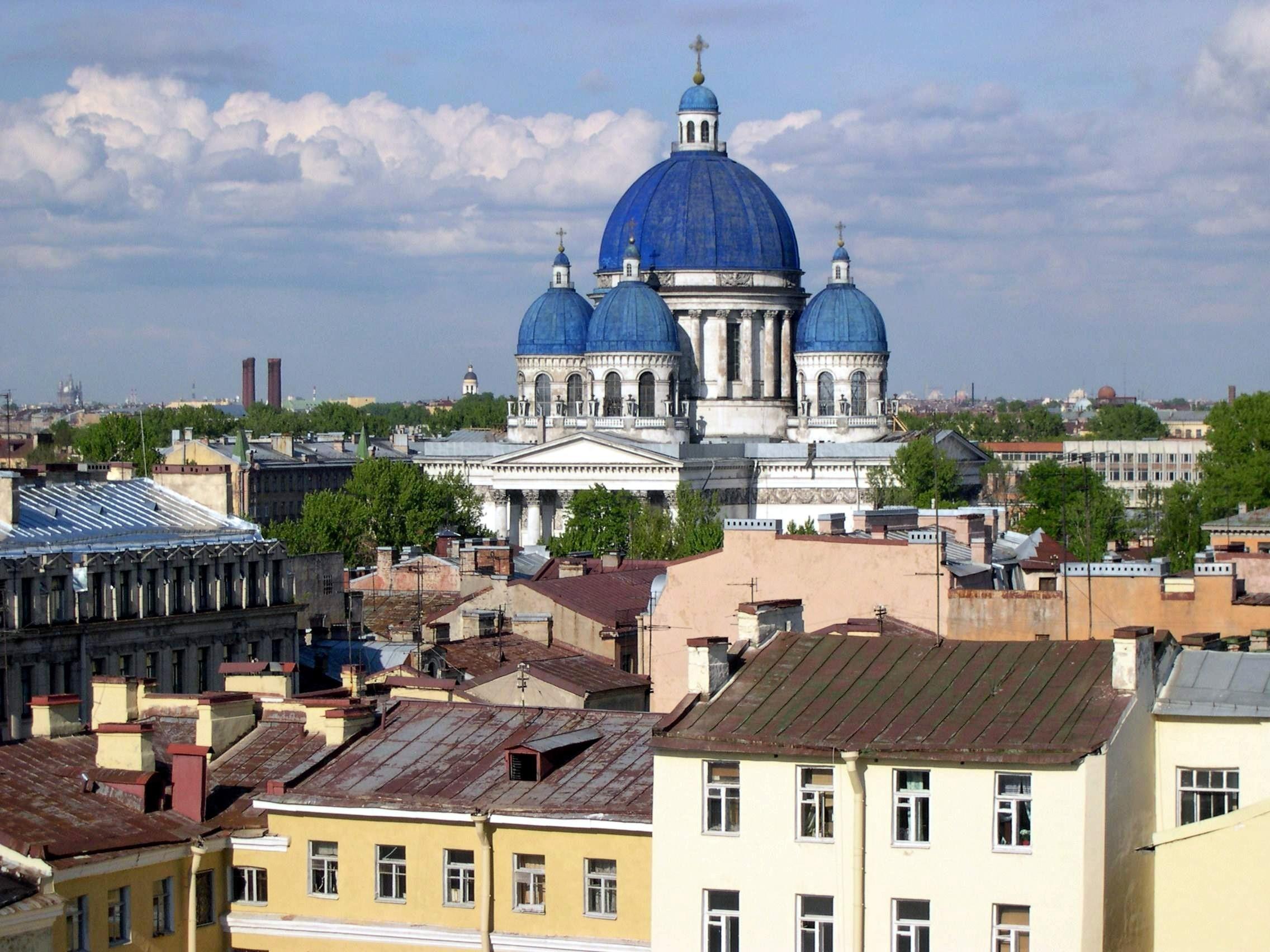 Троицкий Собор в Санкт-Петербурге История адрес как добраться