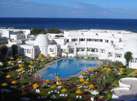 Отель Splashworld Venus Beach 4 Тунис Хаммамет фото