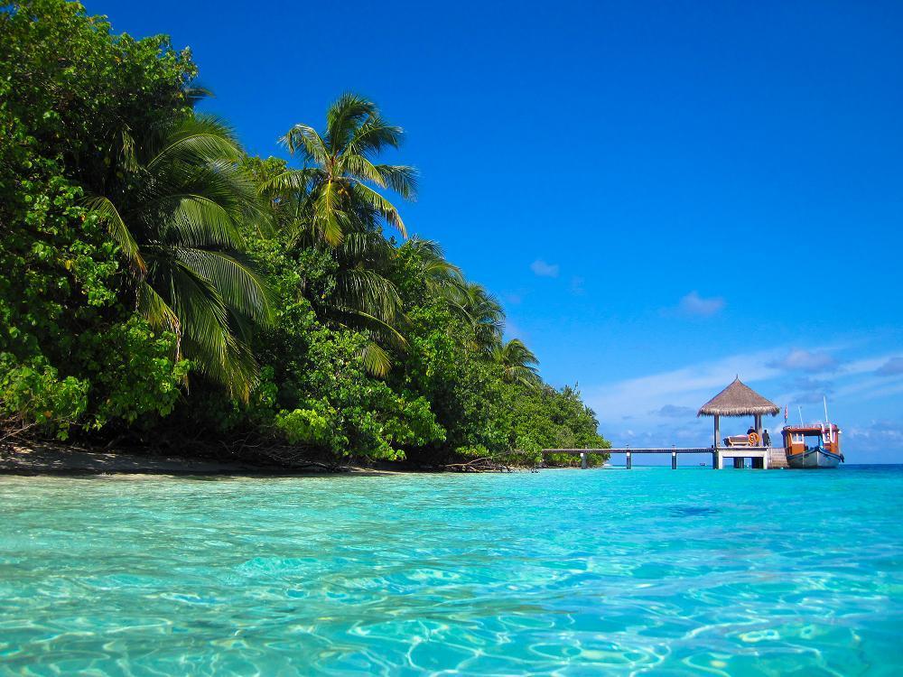 Мальдивские острова на карте мира Где находятся фото погода по месяцам столица отели пляжи Туры и цены на отдых