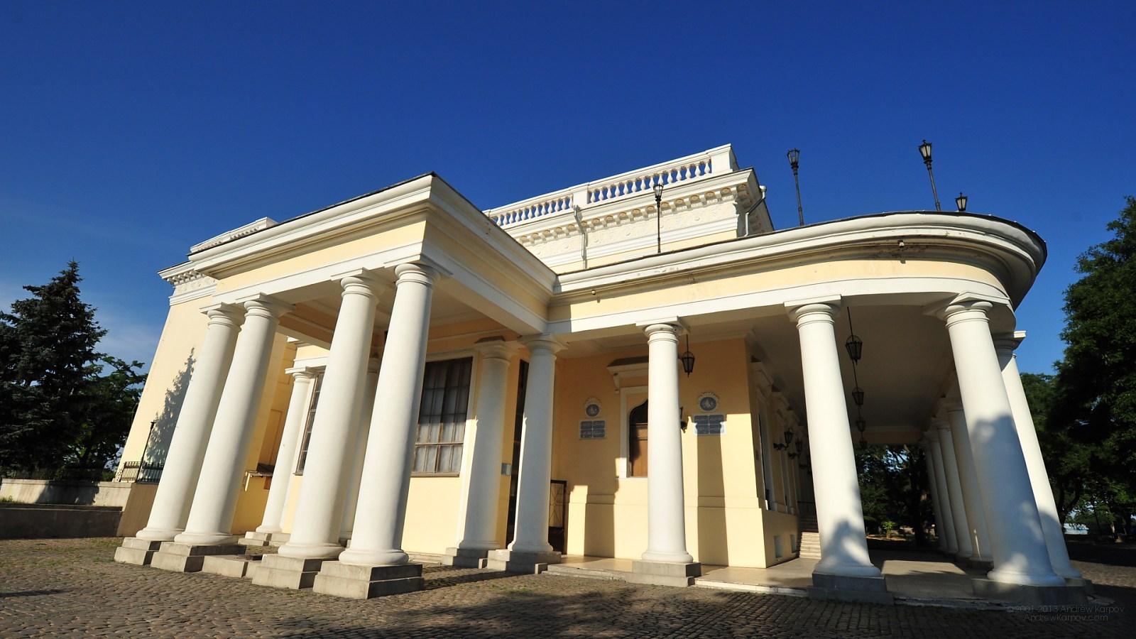 Воронцовский дворец, Одесса