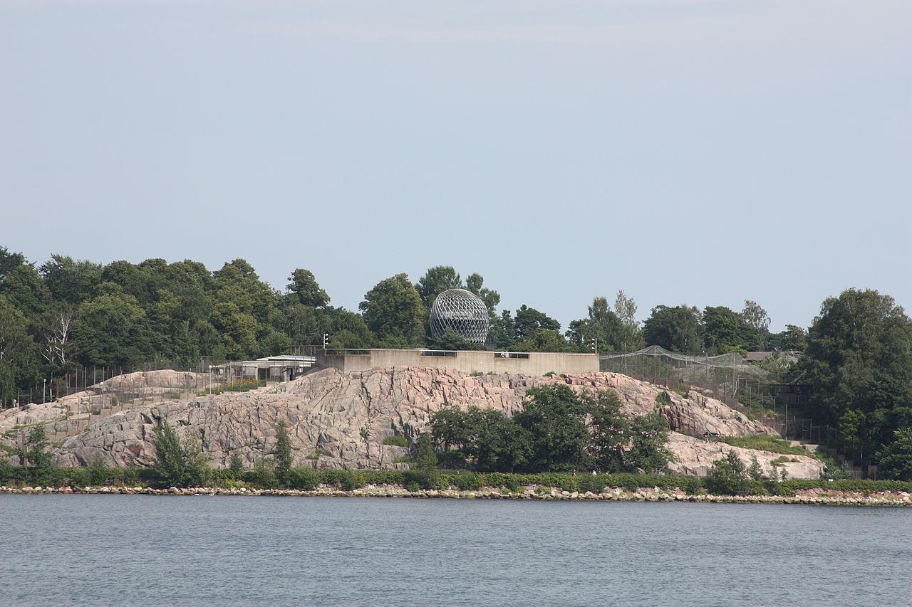 Зоопарк на острове Коркеасаари, Хельсинки