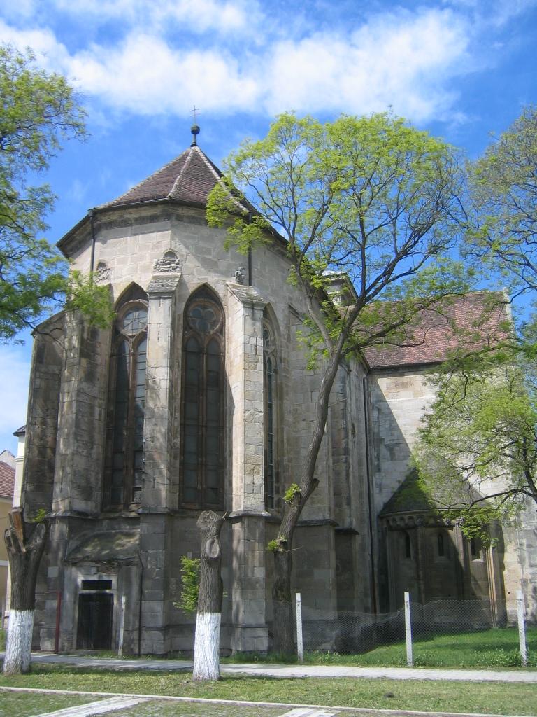 Крепость Алба-Юлия, римско-католический собор св. Михаила