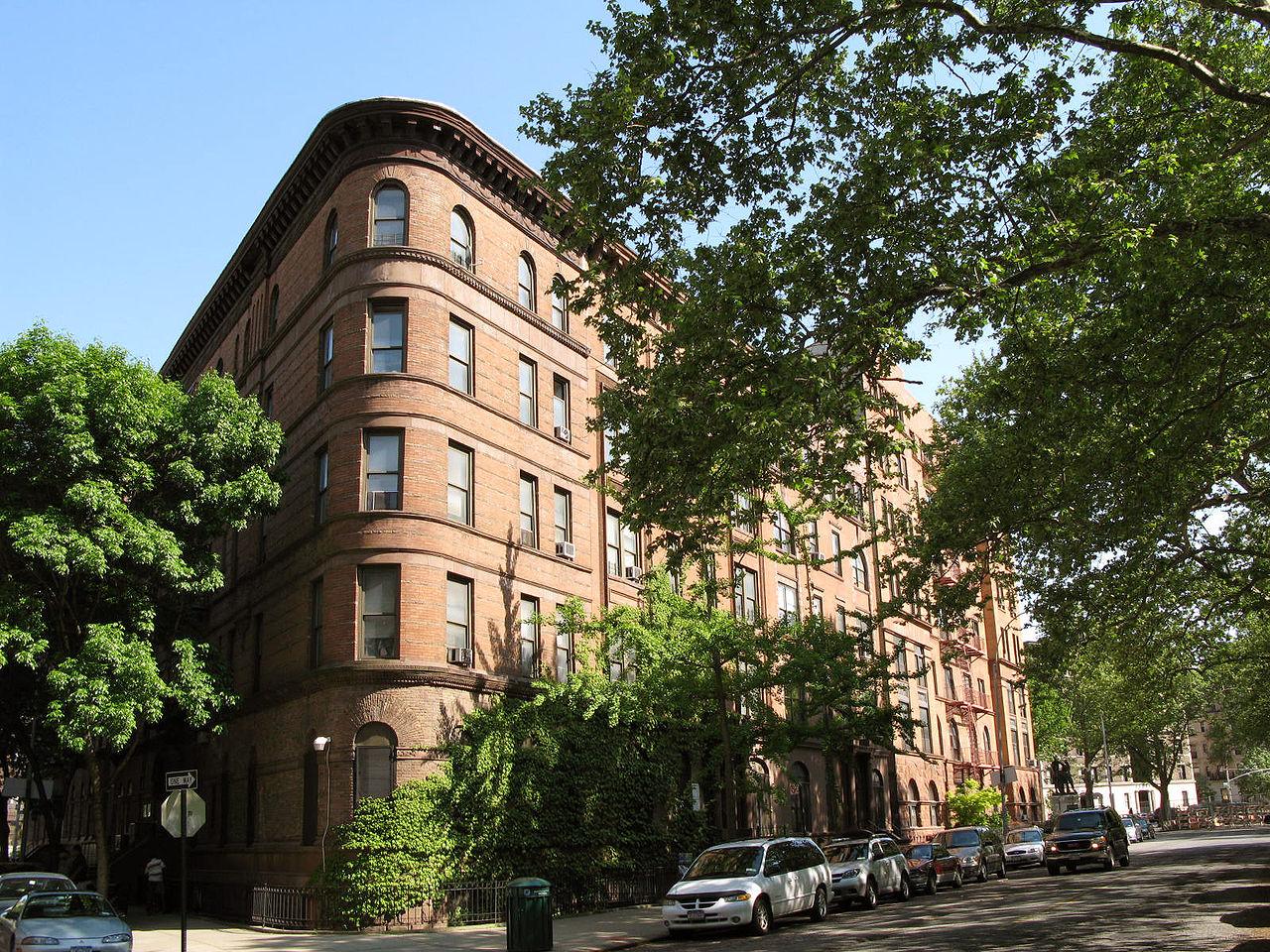 Гарлем, апартаменты