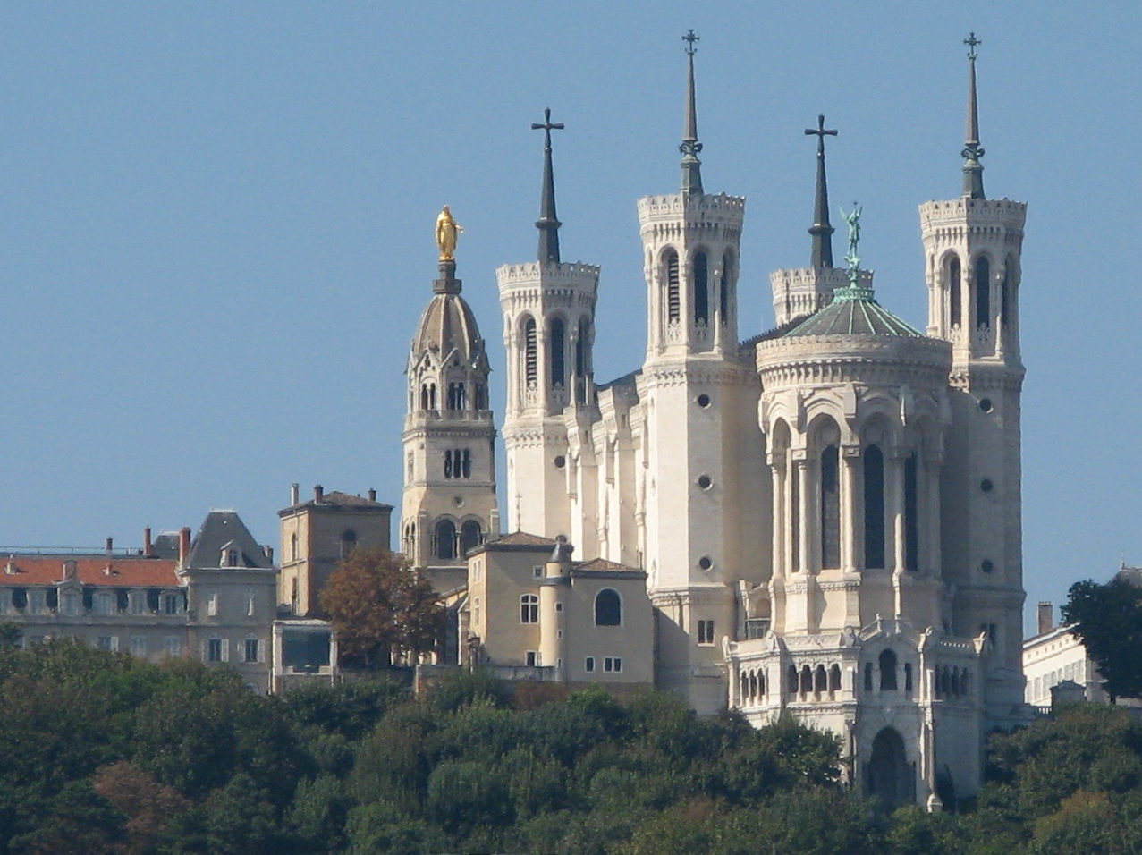 Базилика Нотр-Дам-де-Фурвьер, Лион