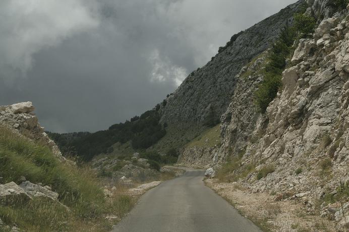 Горные дороги, захватывающие и пугающие