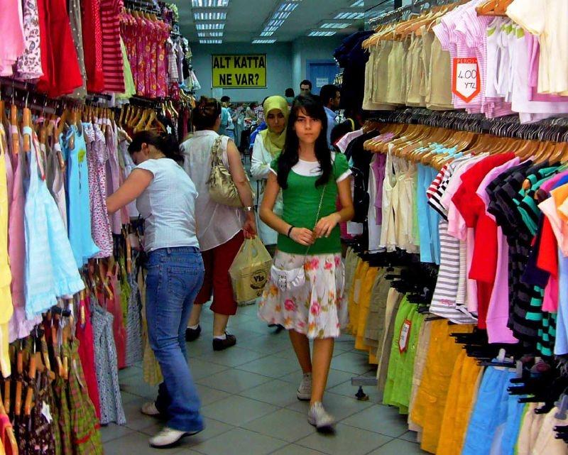 f1f6b990488 Шоппинг в Стамбуле — скидки и распродажи