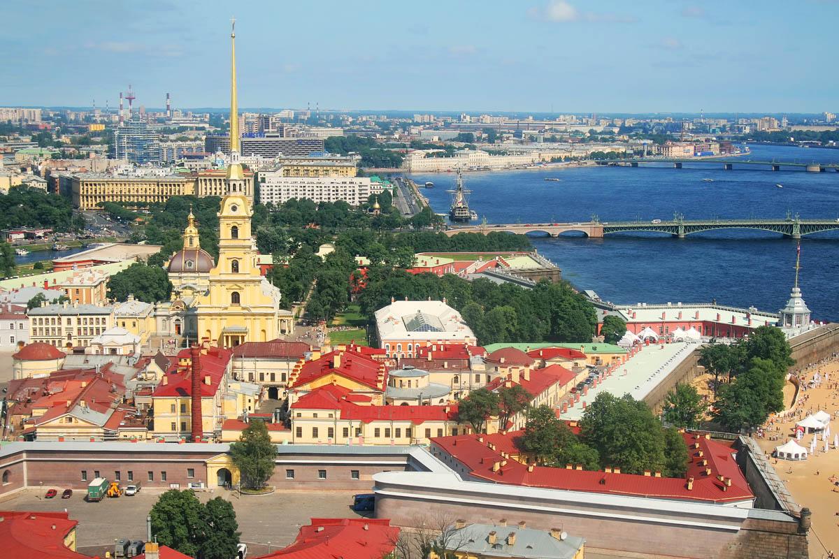 Петропавловская крепость: экскурсии, экспозиции, точный адрес, телефон