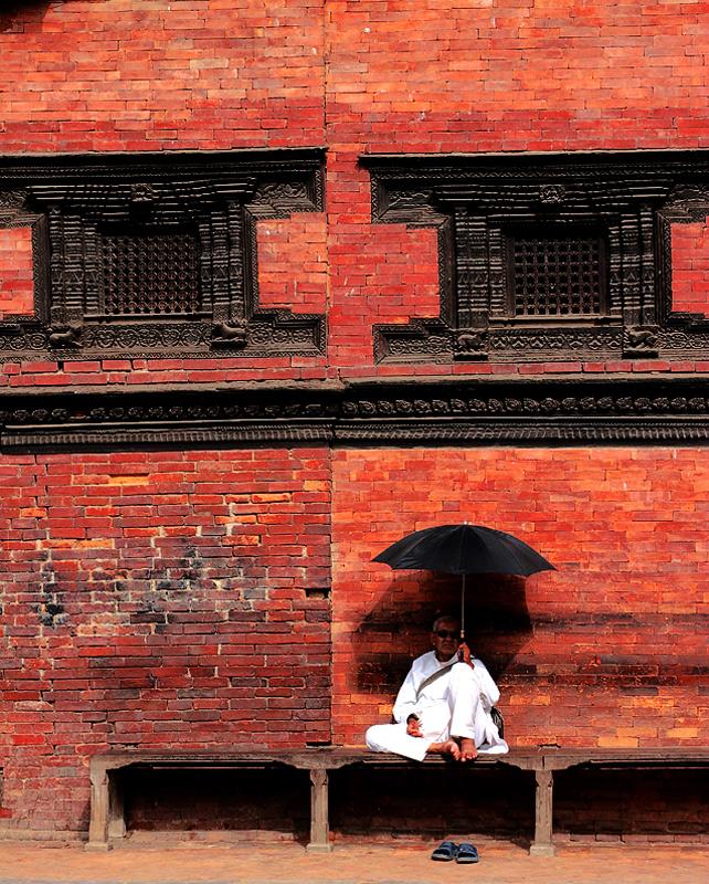 Храм Катаманду, Непал