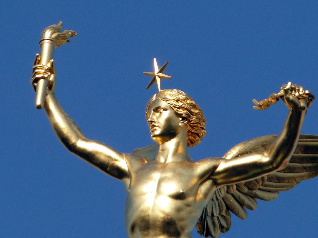Июльская колонна, Гений свободы