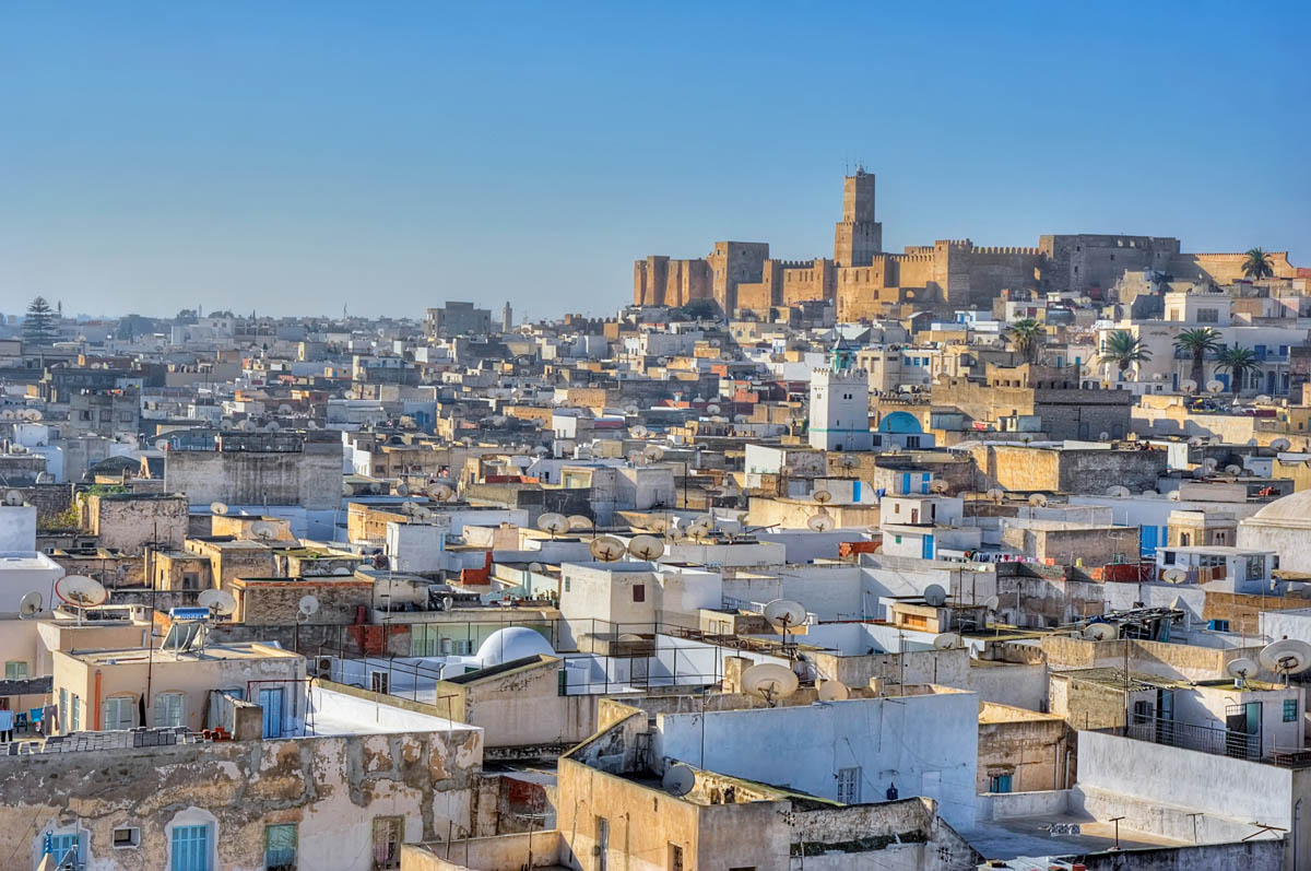 Тунис город сусс картинки