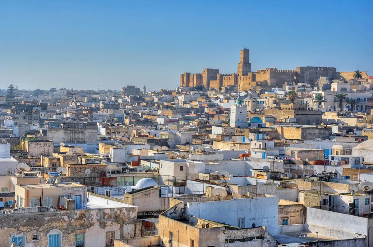 сусс тунис достопримечательности фото