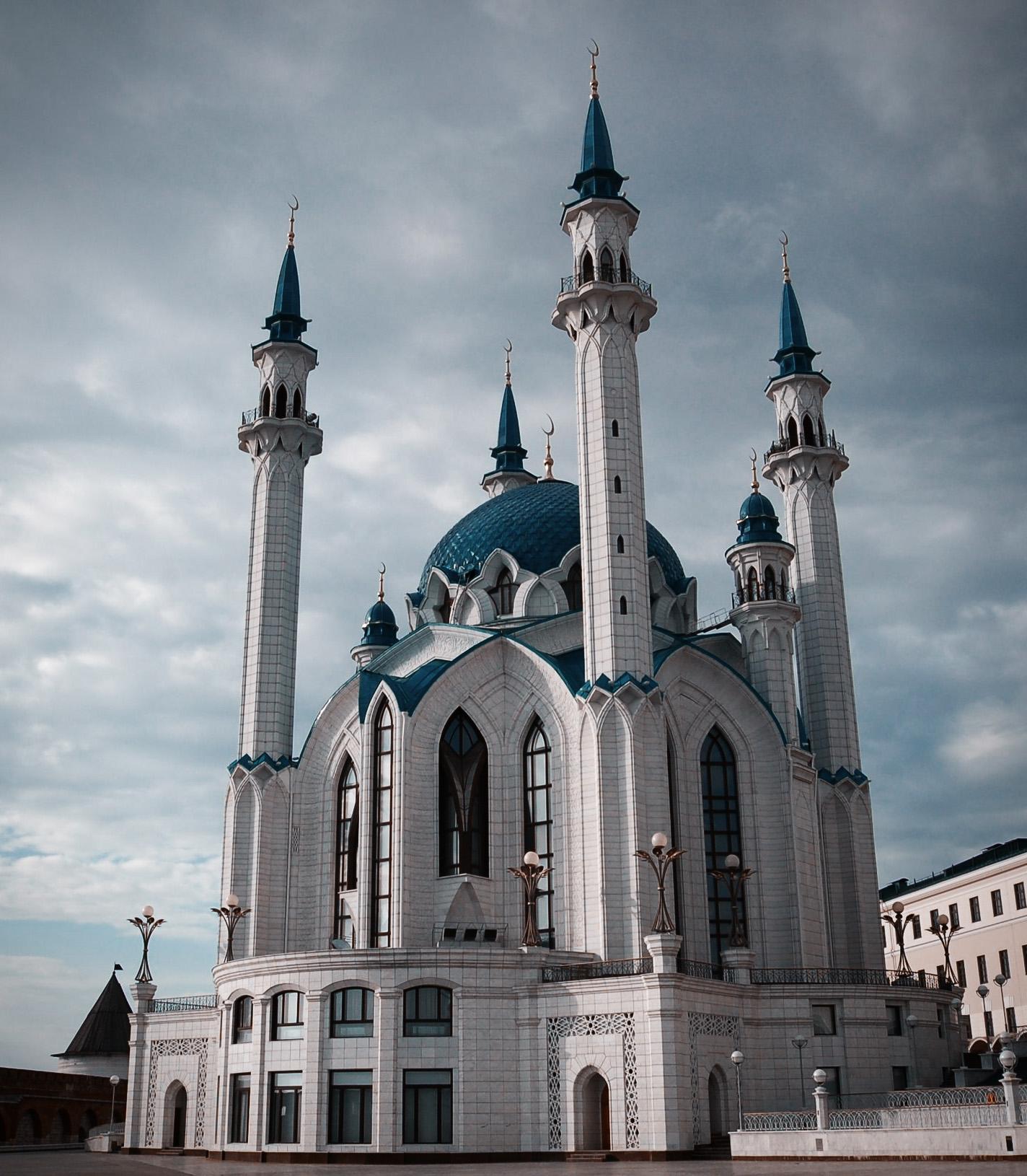 Мечеть Кул-Шариф, фасад