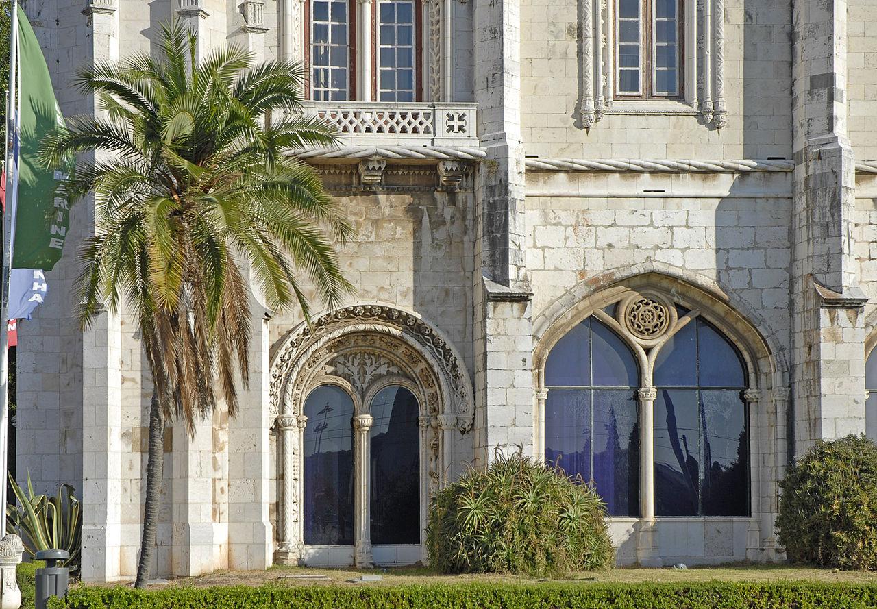 Морской музей Лиссабона, (западное крыло монастыря)