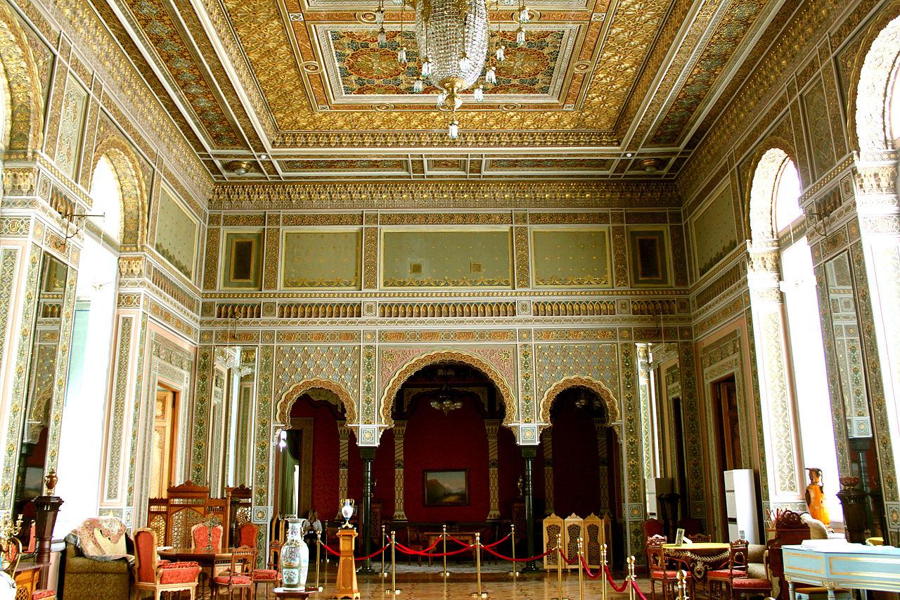 Музей истории Азербайджана, интерьер