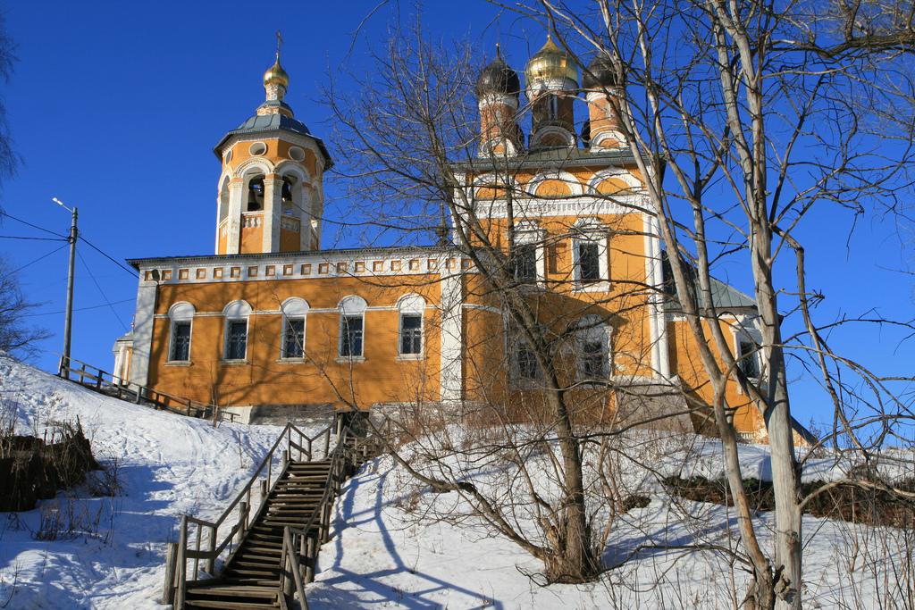 Николо-Набережная церковь в Муроме 0