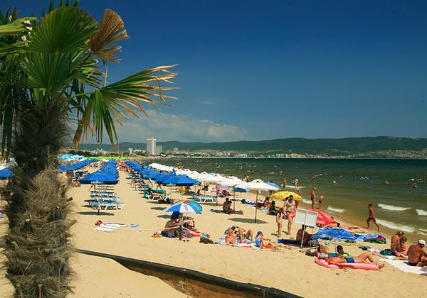 Болгария - на пляже или активный отдых