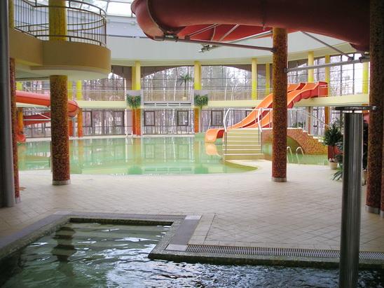 Аквапарк в Минске