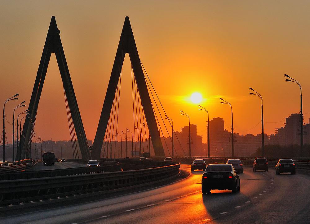 Мост Миллениум, Казань