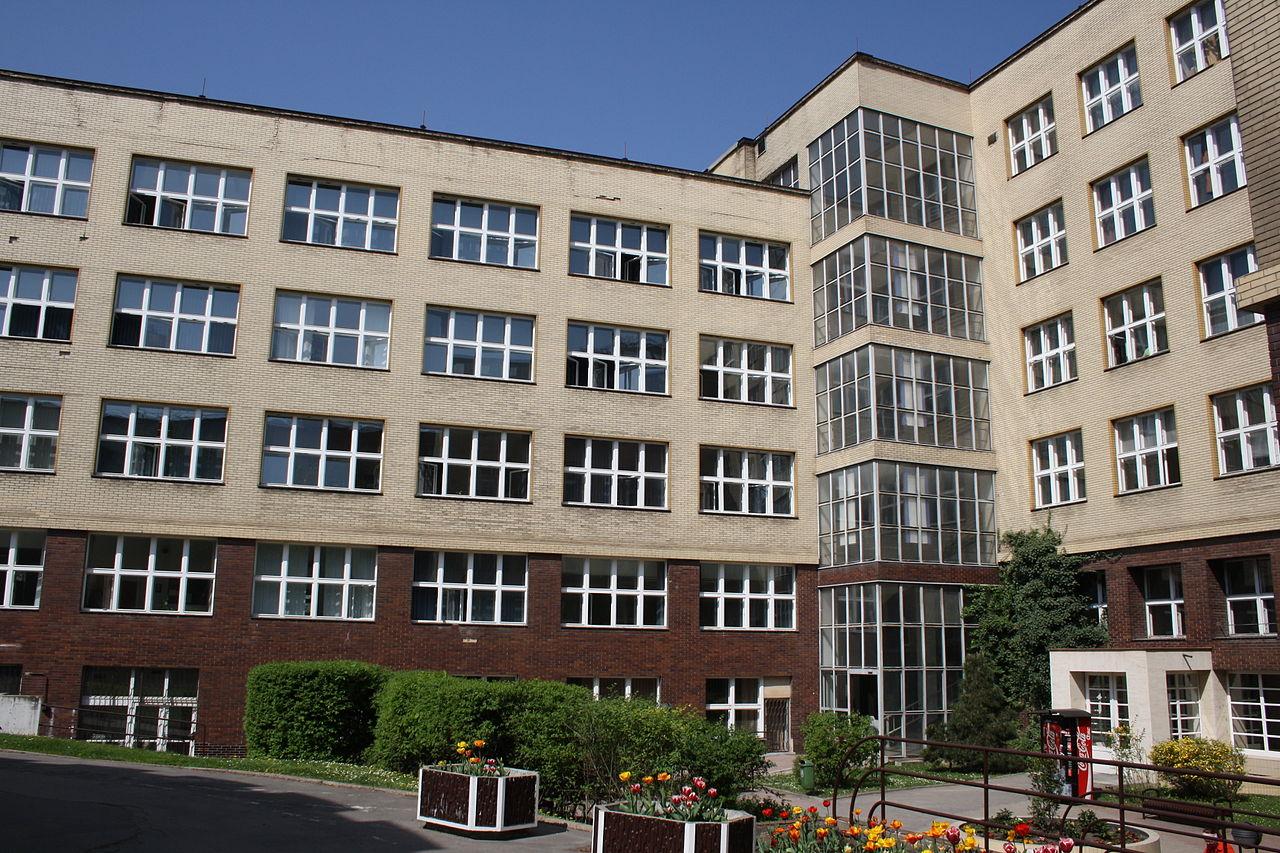 Пражский экономический университет, старое здание