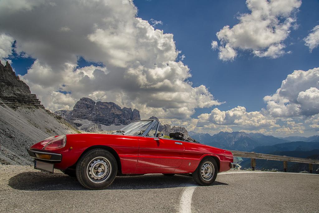 прокат авто в италии