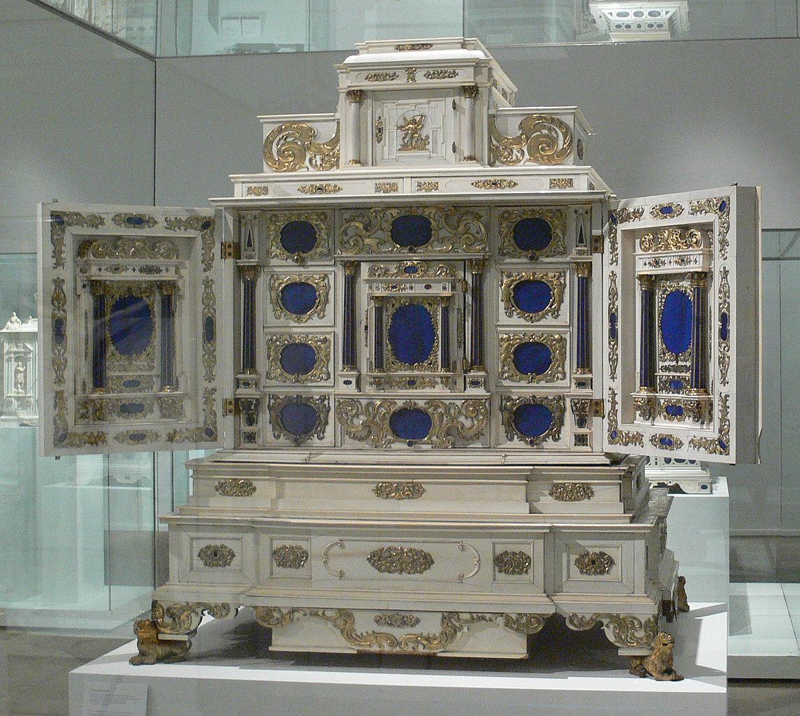 Баварский национальный музей в Мюнхене, кабинет