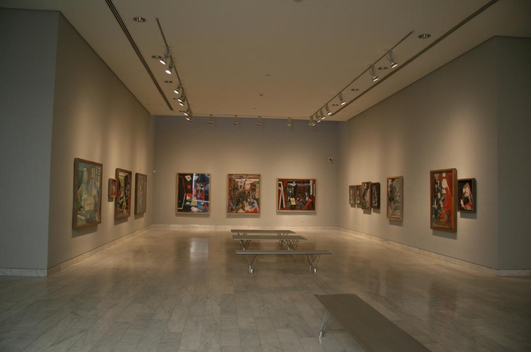 Выставка в музее Пикассо в Барселоне