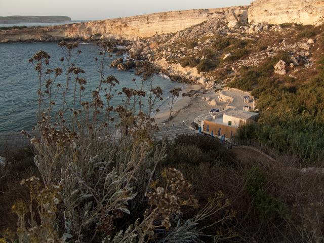 Пляж Парадайз Бэй, Меллиха, Мальта.jpg