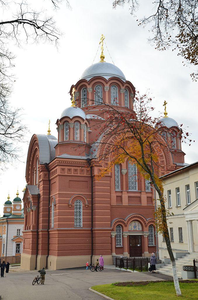 Покровский Хотьков монастырь, Никольский собор
