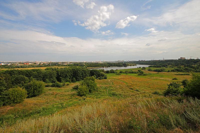 Файл:Вид на пойму Москвы-реки, Коломенское.jpg