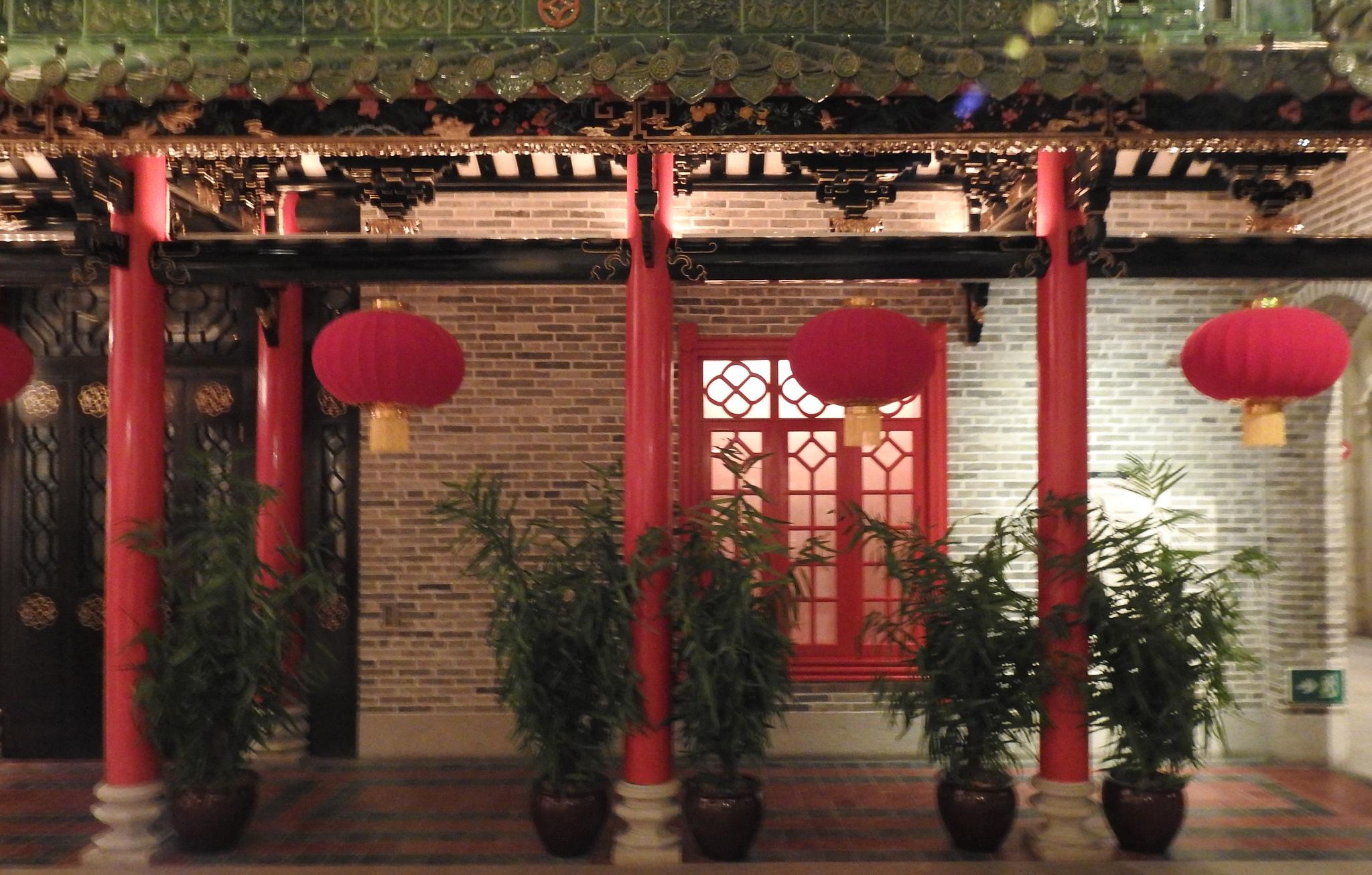 Гонконгский исторический музей, фрагмент экспозиции