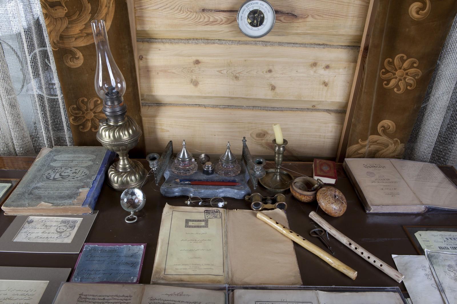 Музей Каюма Насыри, работы ученого