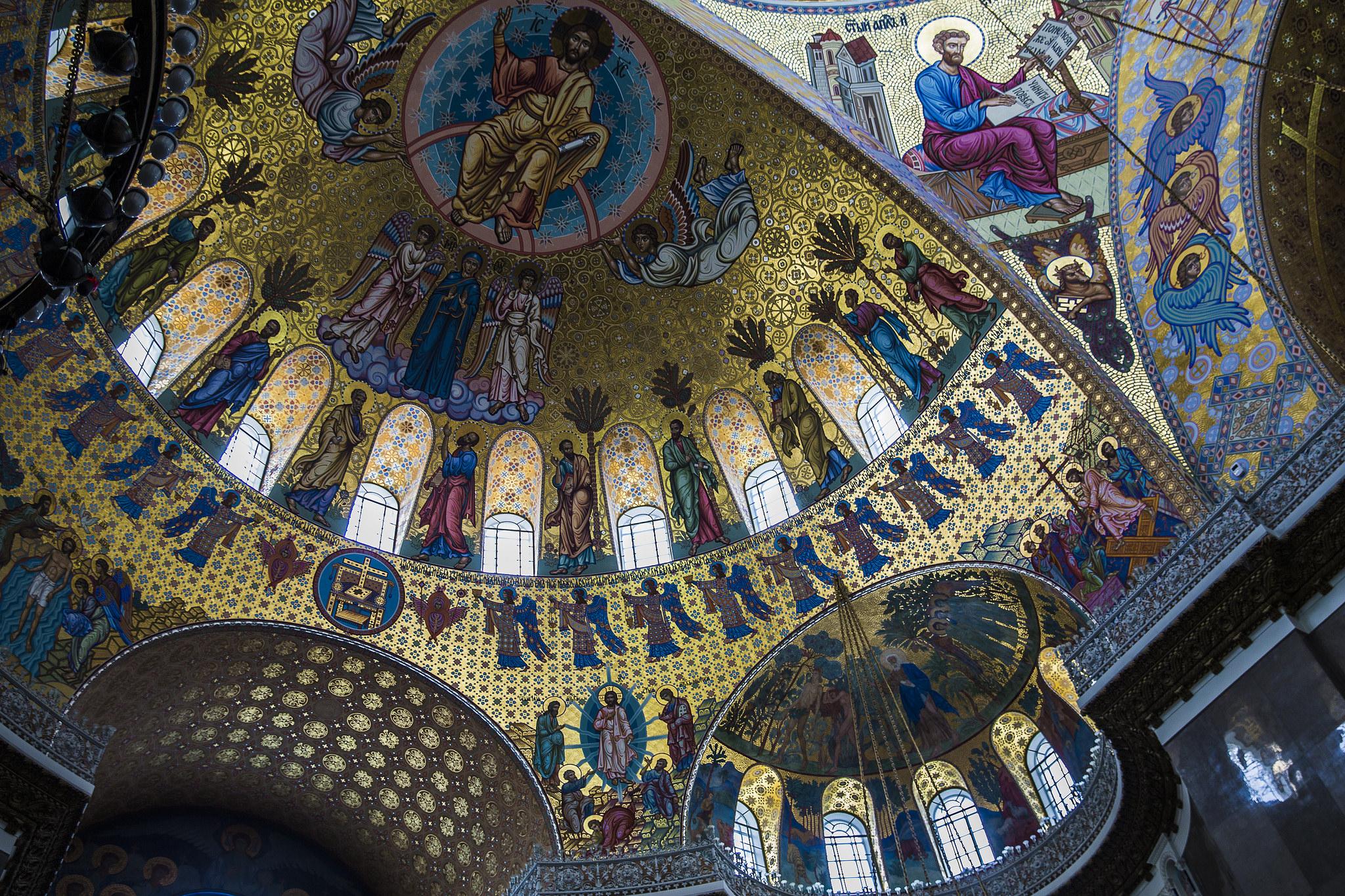 никольский морской собор кронштадт фото