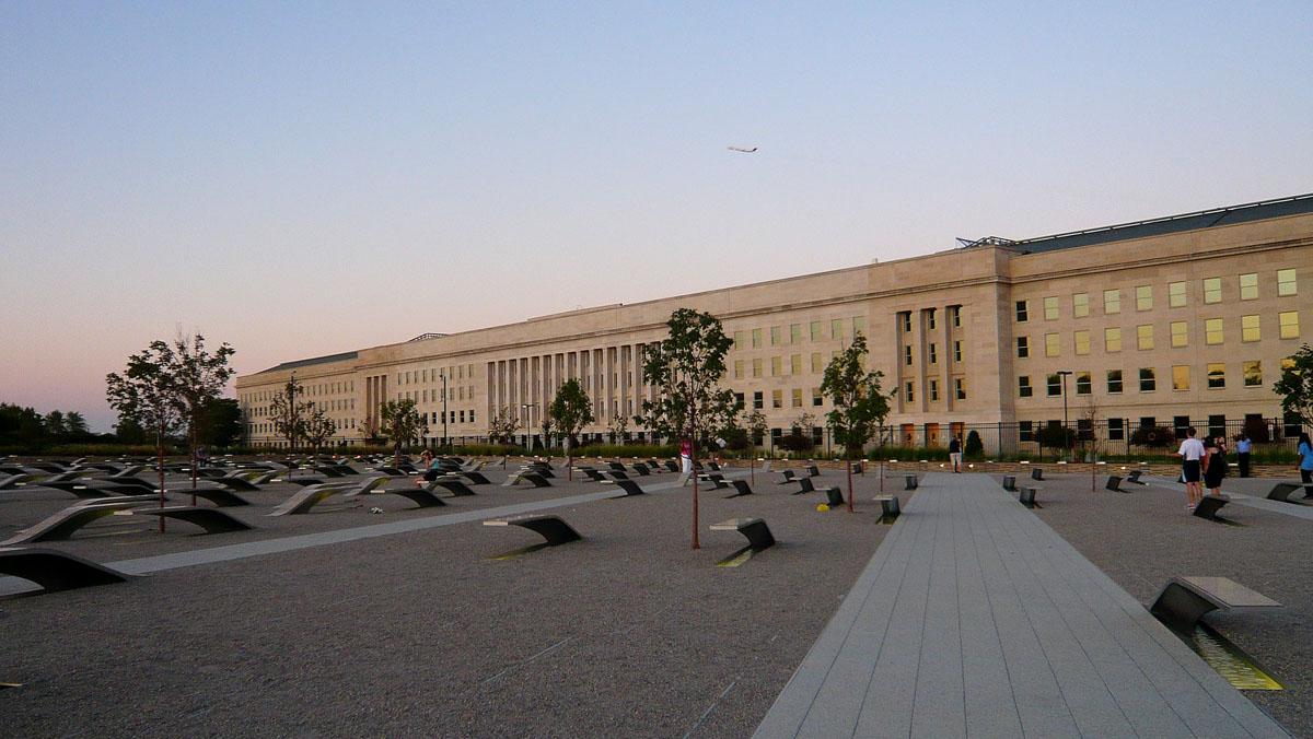 Мемориал Пентагона, Вашингтон