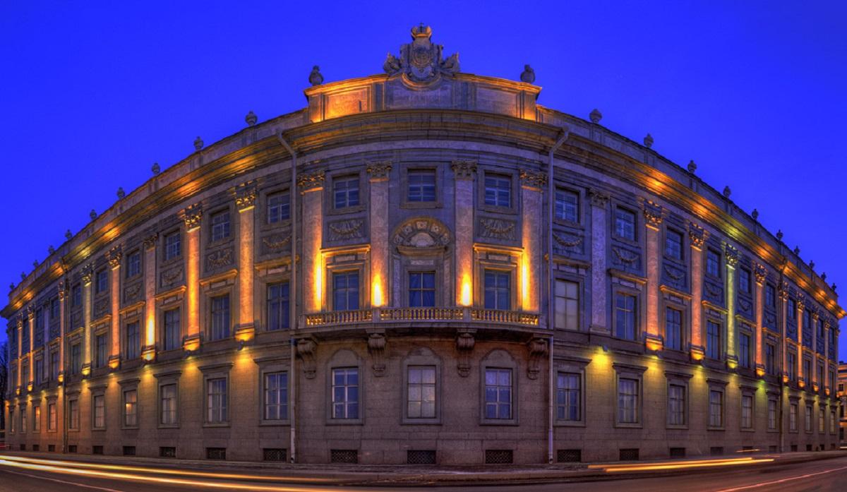 Мраморный дворец (Санкт-Петербург) - это... Что такое Мраморный дворец (Санкт-Петербург)?
